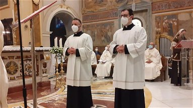 Cassano, il primo novembre due giovani seminaristi saranno ordinati diaconi in vista del sacerdozio